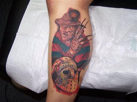 nightmare  elm street tattoos google search freddie
