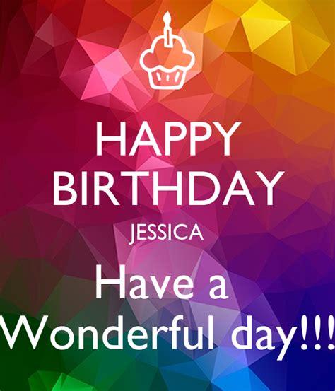 happy birthday jessica images happy birthday