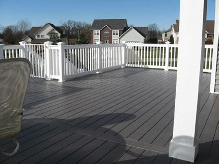 vinyl deck material choices boards  flooring