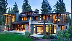 atypique maison en bois et pierre en lisiere de foret aux With amazing maison bois et pierre 0 maison moderne maison en pierre pierre et bois