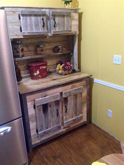 pallet kitchen cabinets diy pallet kitchen cabinet sideboard