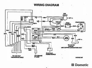Dometic Analog Thermostat Wiring Diagram Ac Mach Air