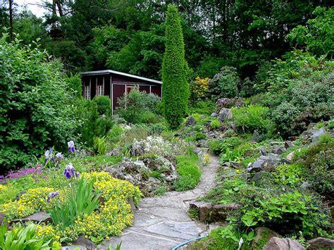 Bilder Garten by Arktisch Alpiner Garten Eingangsseite