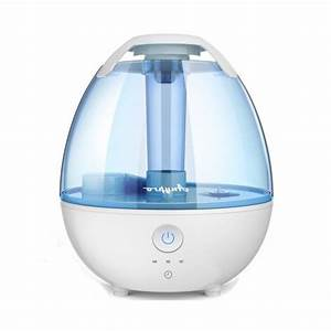 Anypro Cool Mist Humidifiers  Ultrasonic Humidifier With 2 0l