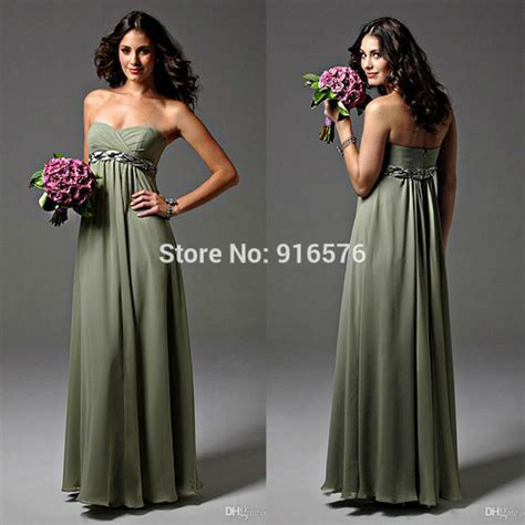 popular sage green bridesmaid dresses buy cheap sage green