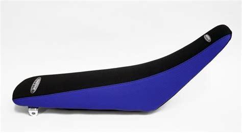 sdg seat tall blue for yamaha yz 125 250 02 09 ebay
