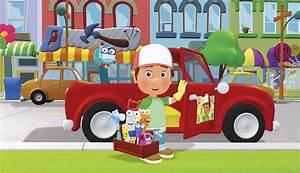 Manny Tutto Fare: un cartone animato educativo - Al cinema
