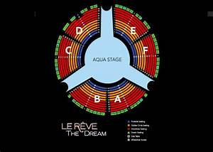Red Rock Casino Seating Chart Le Reve The Best Show In Las Vegas