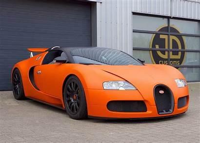 Veyron Bugatti Orange Matte Oranje King Koningsdag