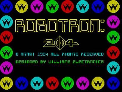 Robotron 2084 Load