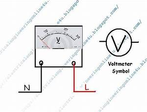 How To Wire A Voltmeter In Home Wiring