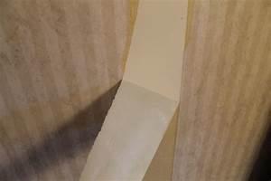 Tapete Einfach Entfernen : 2 zutaten alte tapete einfach und spurlos entfernen ~ Lizthompson.info Haus und Dekorationen