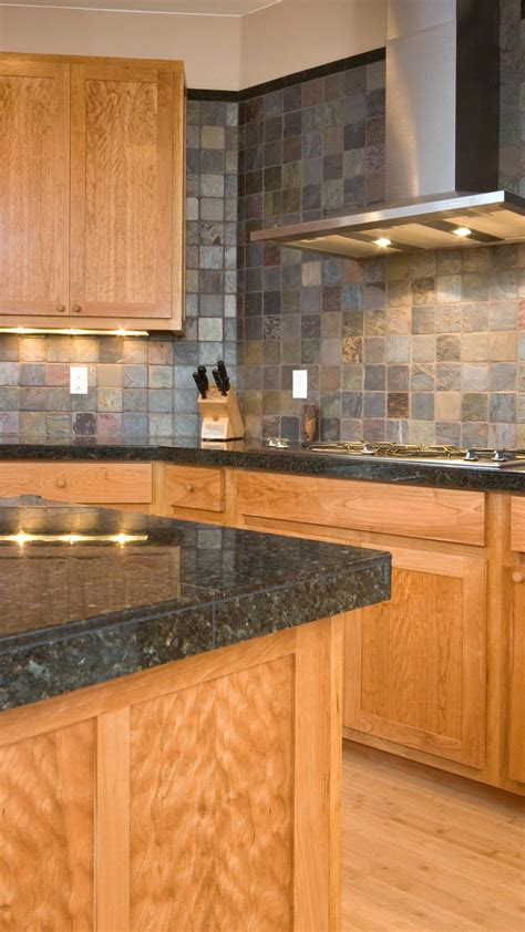 slate tile kitchen backsplash backsplash slate tile kitchen black rustic fl on flooring 5323