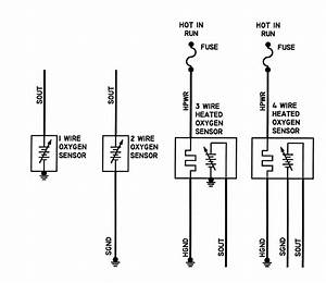 4 Wire Oxygen Sensor Wiring Diagram