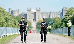 Royal Wedding Security: Police Given 'Shoot-to-Kill' Orders