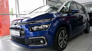 Citroën Grand C4 Spacetourer : 2018 new citro n grand c4 spacetourer exterior youtube ~ Medecine-chirurgie-esthetiques.com Avis de Voitures