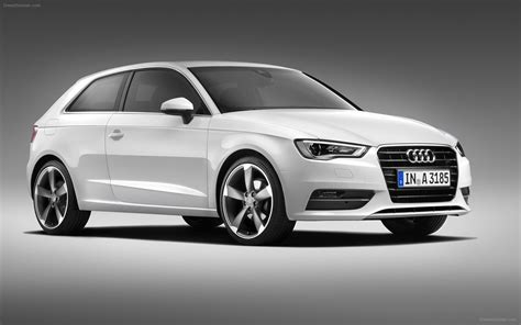 Audi A3 Photo by Audi A3 2013 Widescreen Car Photo 11 Of 28