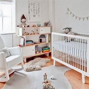 Deco Scandinave Chambre Bebe : chambre bebe design scandinave ~ Melissatoandfro.com Idées de Décoration