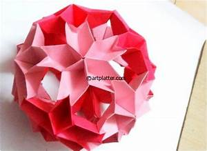 Cherry Blossoms Kusudama