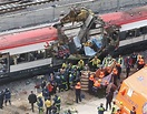 Explosion Madrid, Spain. | Trail of horror: Tragedy of ...
