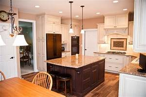Oil-Rubbed Bronze Appliances for a Kitchen Remodel in NJ