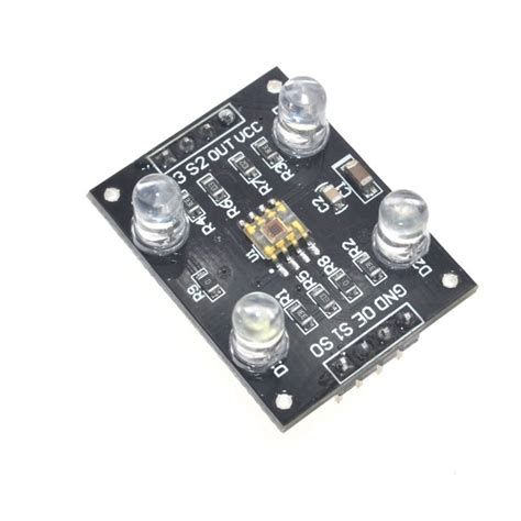 color sensor tcs230 color sensor color recognition module microchip lk