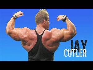 Jay Cutler Back Workout - YouTube