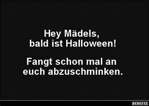Lustige Halloween Sprüche : hey m dels bald ist halloween lustige bilder spr che witze echt lustig ~ Frokenaadalensverden.com Haus und Dekorationen