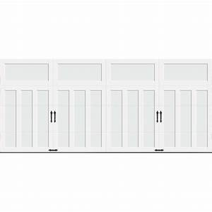 Clopay coachman collection 15 ft 6 in x 7 ft 184 r for 15 x 7 garage door