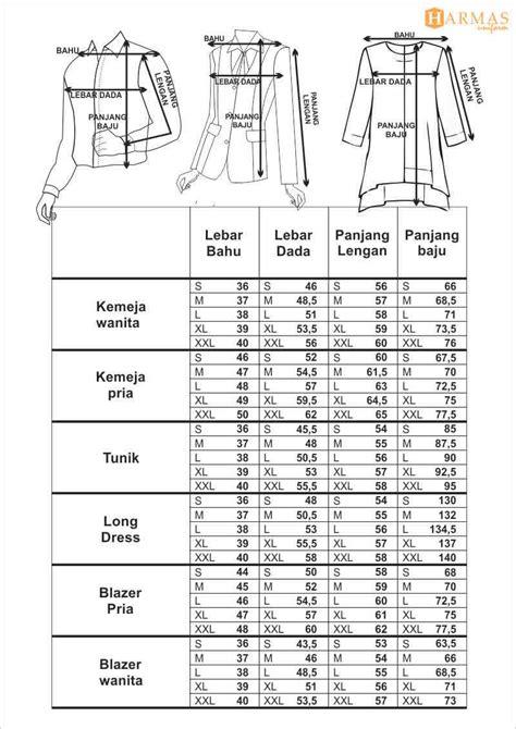 Pola Kemeja Pria Ukuran Xxl - Kumpulan Model Kemeja