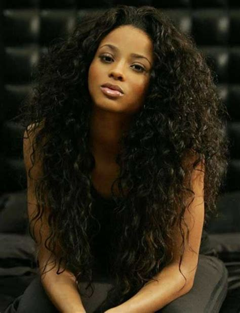 Ciara Curly Hairstyles by 35 Layered Curly Hair Hairstyles Haircuts 2016 2017