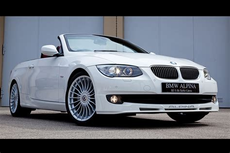 New Bmw 400 Hp Alpina B3 S Bi-turbo Available For Order In
