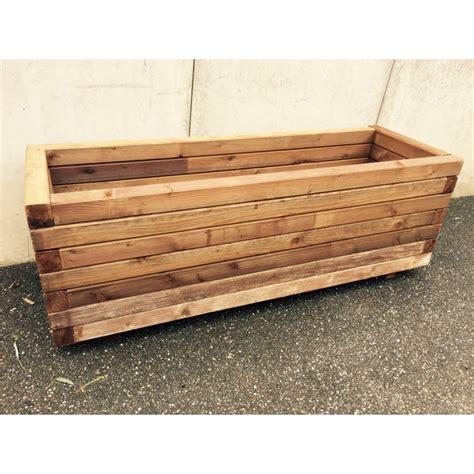 jardini 232 re en bois 50 x 150 x 50 cm