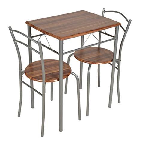 Kleiner Küchentisch Mit 2 Stühlen by Ts Ideen Set 3 Pezzi Tavolo 60x60 Cm Con 2 Sedie In