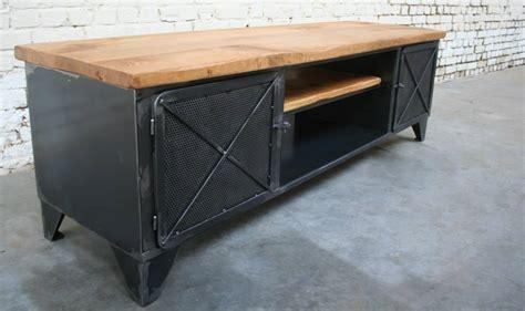 meuble tv mtv mt002 giani desmet meubles indus bois