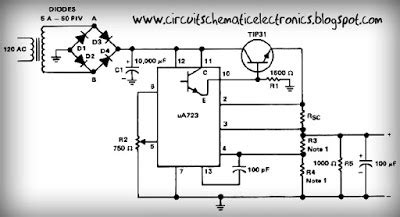 What Must Todo Power Supply With Regulator Output Use