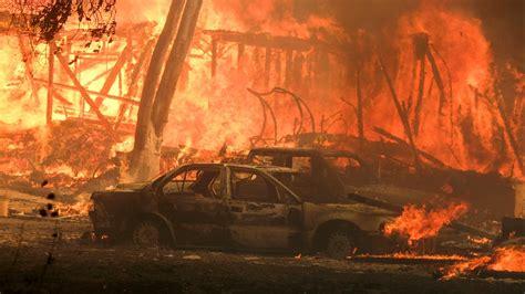 woosley fire latest fire map  road closures  malibu