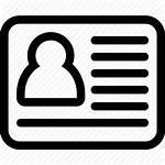 Icon Register User Head Account Login Medical