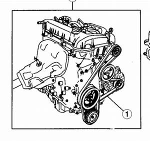 2004 Mazda 3 Belt Diagram