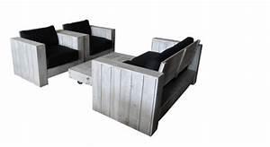 Lounge Gartenmöbel Holz : gartenm bel holz lounge sessel tisch sylt ~ Indierocktalk.com Haus und Dekorationen