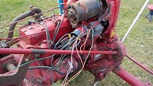 1963 Farmall Cub Wiring Harness Part 1