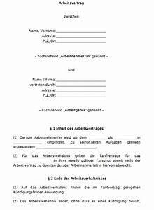 Kündigungsfristen Arbeitnehmer Berechnen : einfacher arbeitsvertrag tarifbindung ~ Themetempest.com Abrechnung