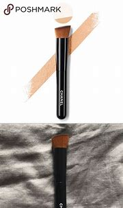 NWOB Chanel 2-in-1 Foundation & Powder Brush | Powder ...