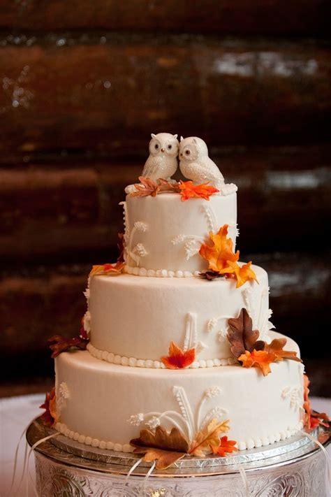 5 Ideas For Amazing Autumn Wedding Cakes Autumn Weddings