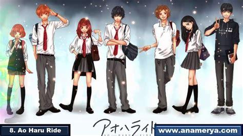 anime jepang komedi romantis terpopuler kimi ni todoke аниме смотреть онлайн бесплатно