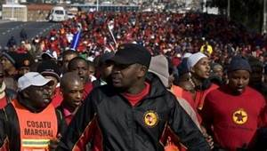 South Africa's Largest Trade Union Shows Support for ...