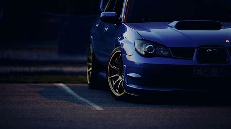 Subaru Wrx Sti Wallpapers