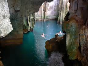 Blue Lagoon Caves Fiji