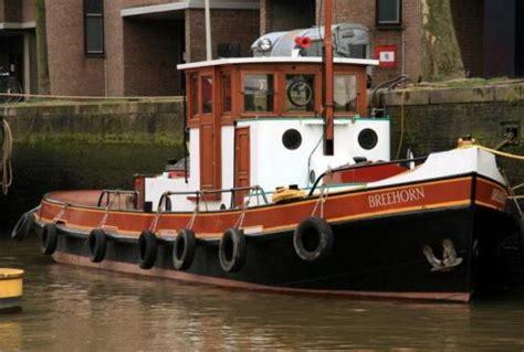 foto de te koop Goed onderhouden sleepboot 17 07 x 3 98 x 1 70 m