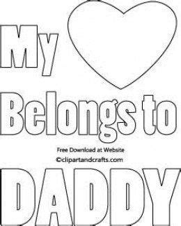 fathers day coloring crafts fathers day coloring page valentines day coloring valentine